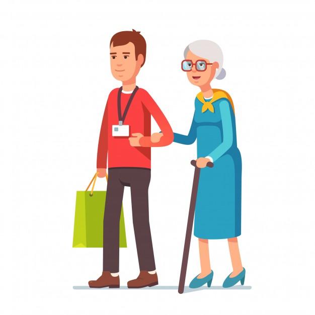 trabalhador-social-do-homem-ajudando-mulher-idosa-cinza_3446-371